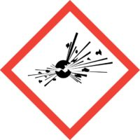 GHS01 Pictogramme de danger