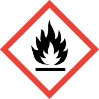 GHS02 Pittogramma di pericolo