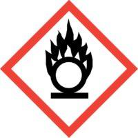 GHS03 Gefahrenpiktogramm