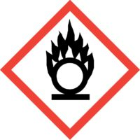 GHS03 Hazard pictogram