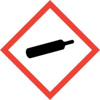 GHS04 Hazard pictogram