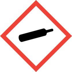 GHS04 Výstražné symboly nebezpečnosti CLP