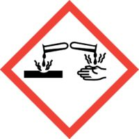GHS05 Hazard pictogram