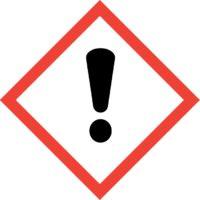 GHS07 Gefahrenpiktogramm