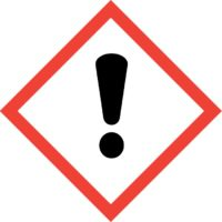 GHS07 Hazard pictogram