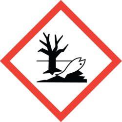 GHS09 Výstražné symboly nebezpečnosti CLP